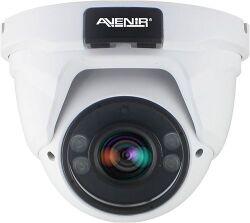 Avenir AV-DV204AHD 2MP AHD 2.8-12mm VF Len İç ve Dış Mekan Dome K