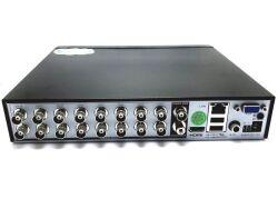 Avenir AV-TC16M 16 Kanal H265 AHD DVR Kayıt Cihazı