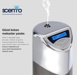 Scento Koku Makinesi Ortam Kokulandirma ( 1 adet favori 220 ml koku dahil)